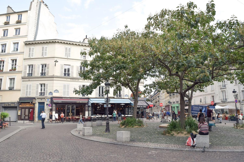 Place De La Contrescarpe, Latin Quarter, Paris, France
