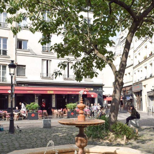 Place de la Contrescarpe, Paris