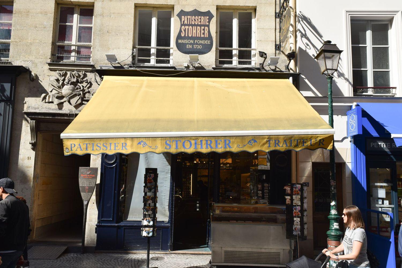 Stohrer, Rue Montorgueil, Paris
