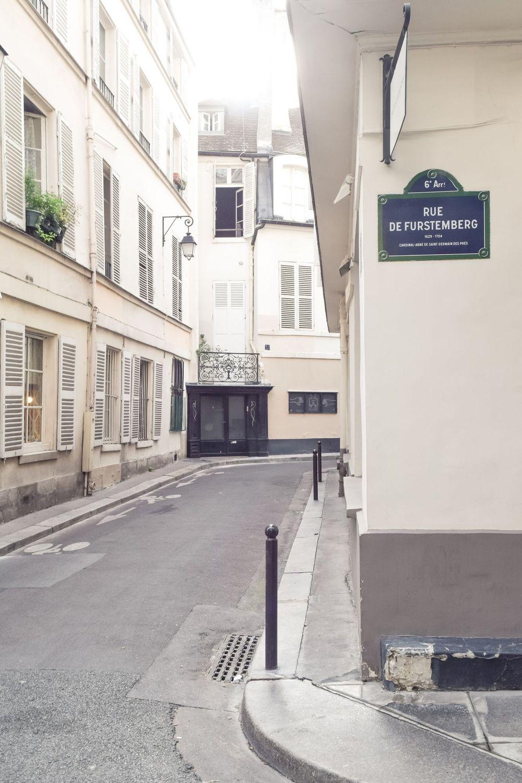 Rue De Furstemberg, Paris 6th
