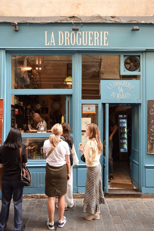 La Droguerie, Rue des Rosiers, Paris