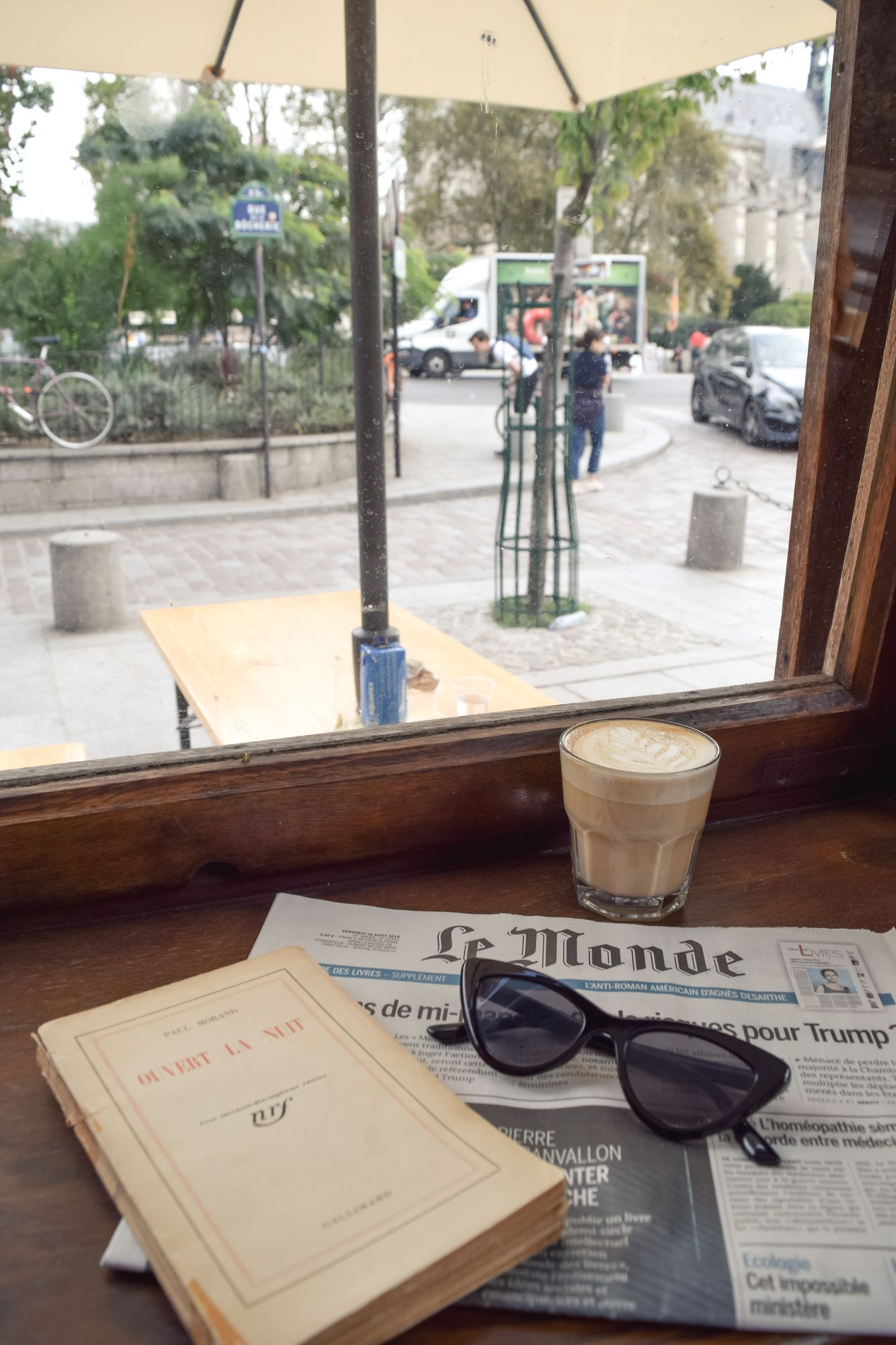 Shakespeare And Company Café, Paris