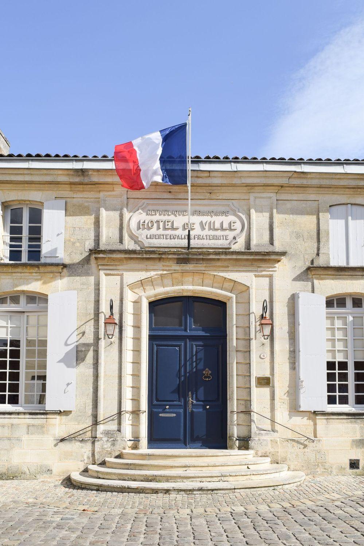 Town Hall, Saint-Émilion