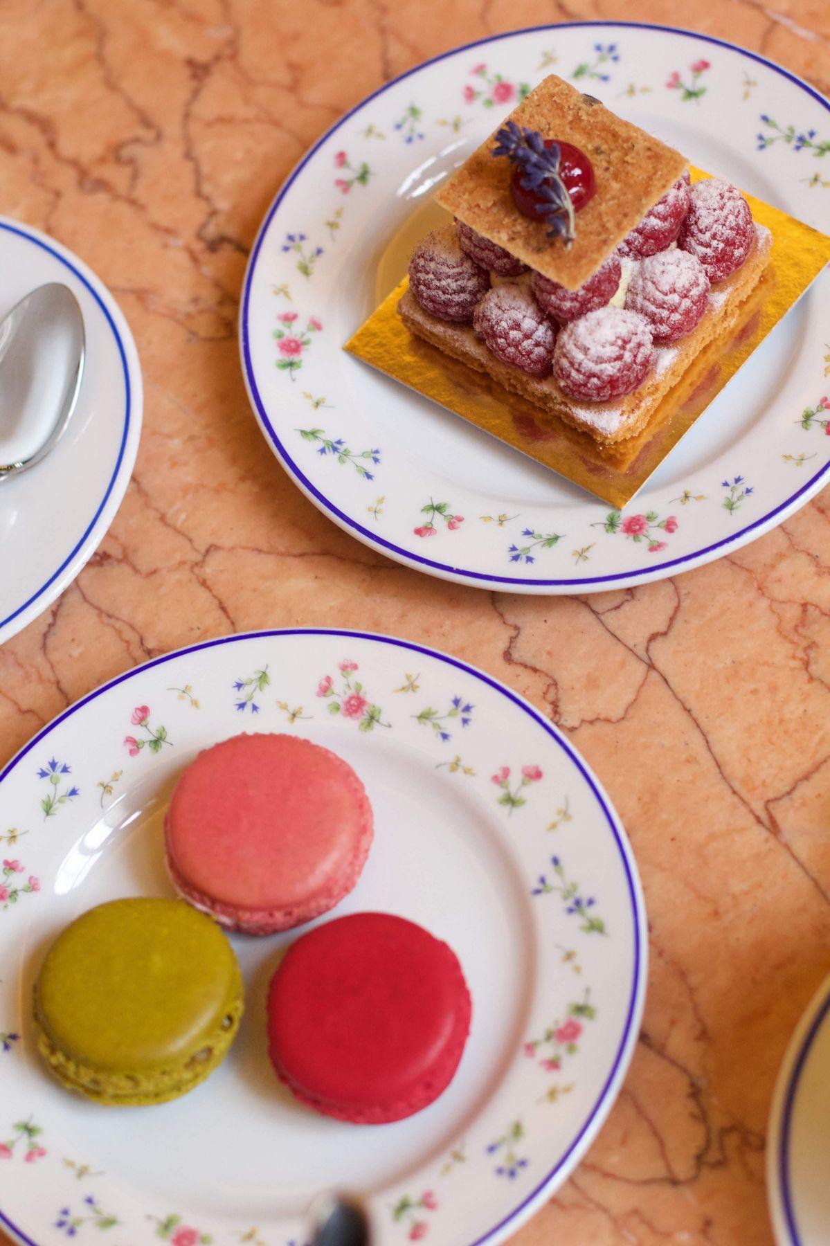 Best Macarons in Paris: Carette, Paris