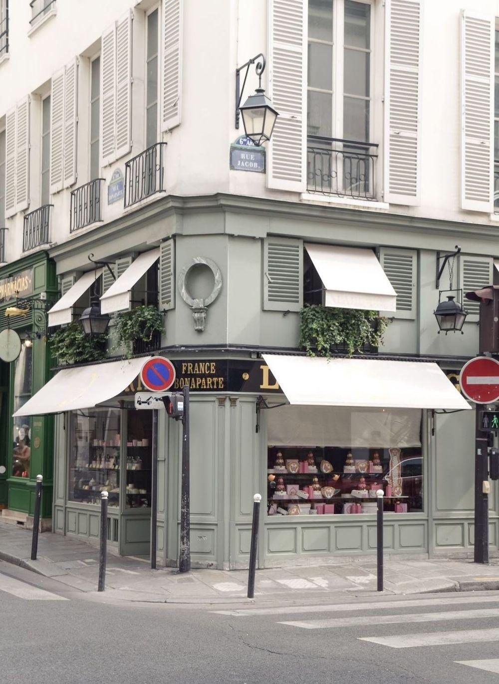 Best Macarons in Paris: Ladurée, Paris