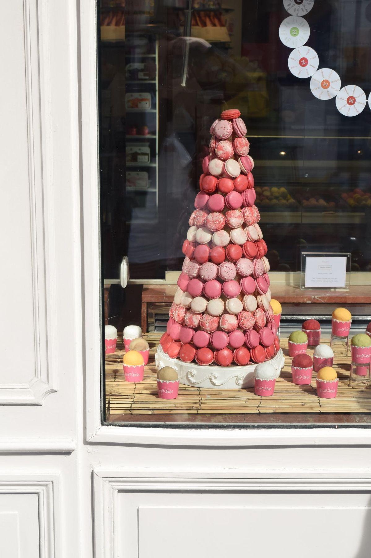 Best Macarons in Paris: Mulot, Paris