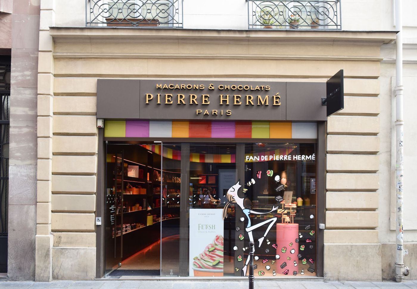 Best Macarons in Paris: Pierre Hermé, Paris