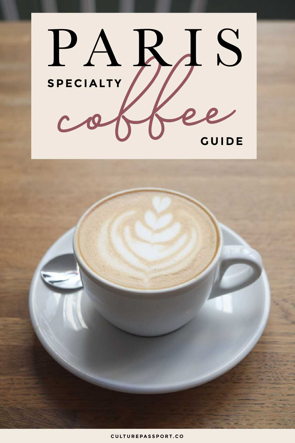 Paris Specialty Coffee Guide #coffeeaddict #coffeelovers #paristips