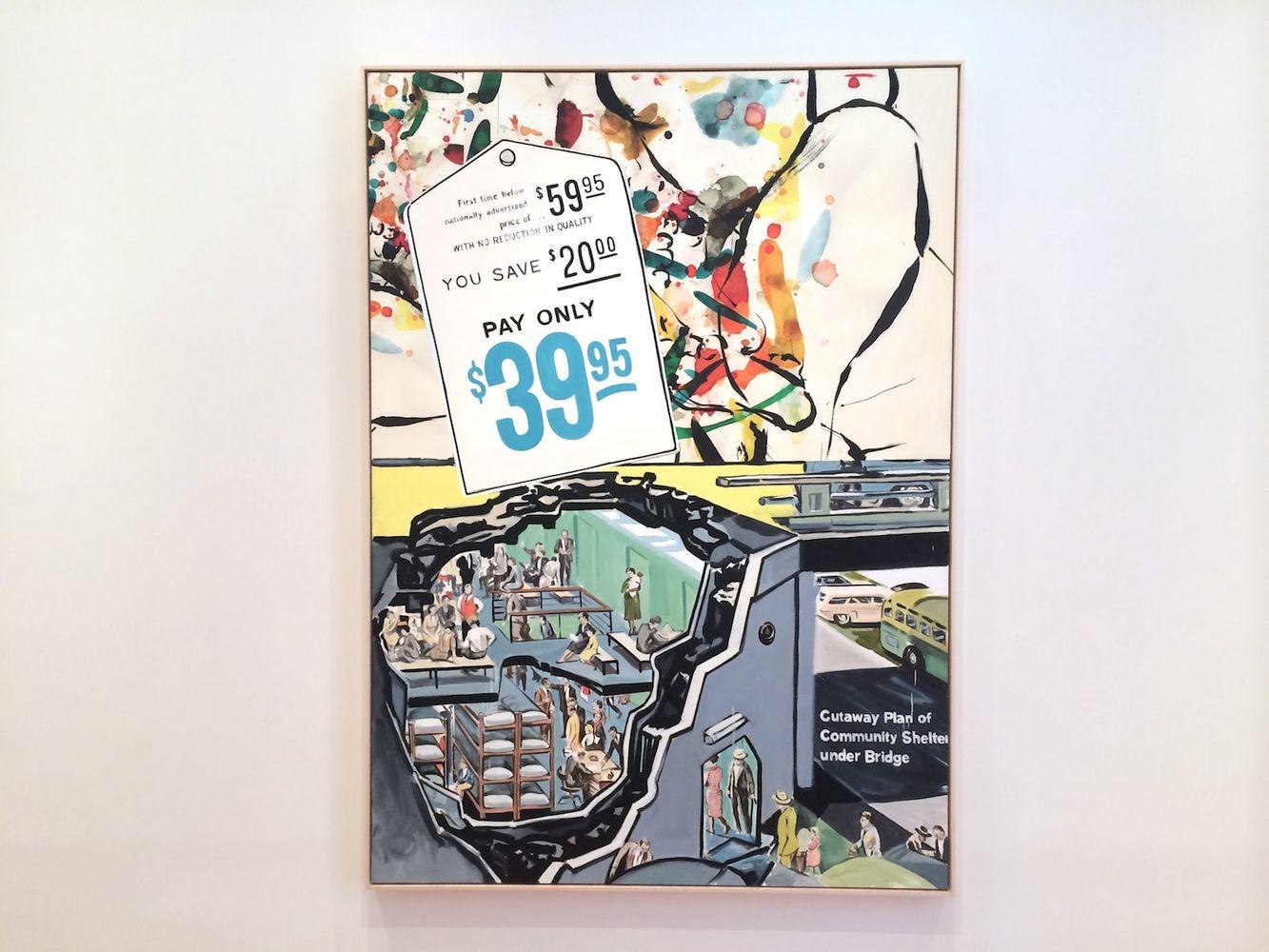 Upper East Side Art Galleries - Skarstedt Gallery, NYC