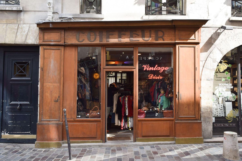 Vintage Désir, Paris Vintage Shopping