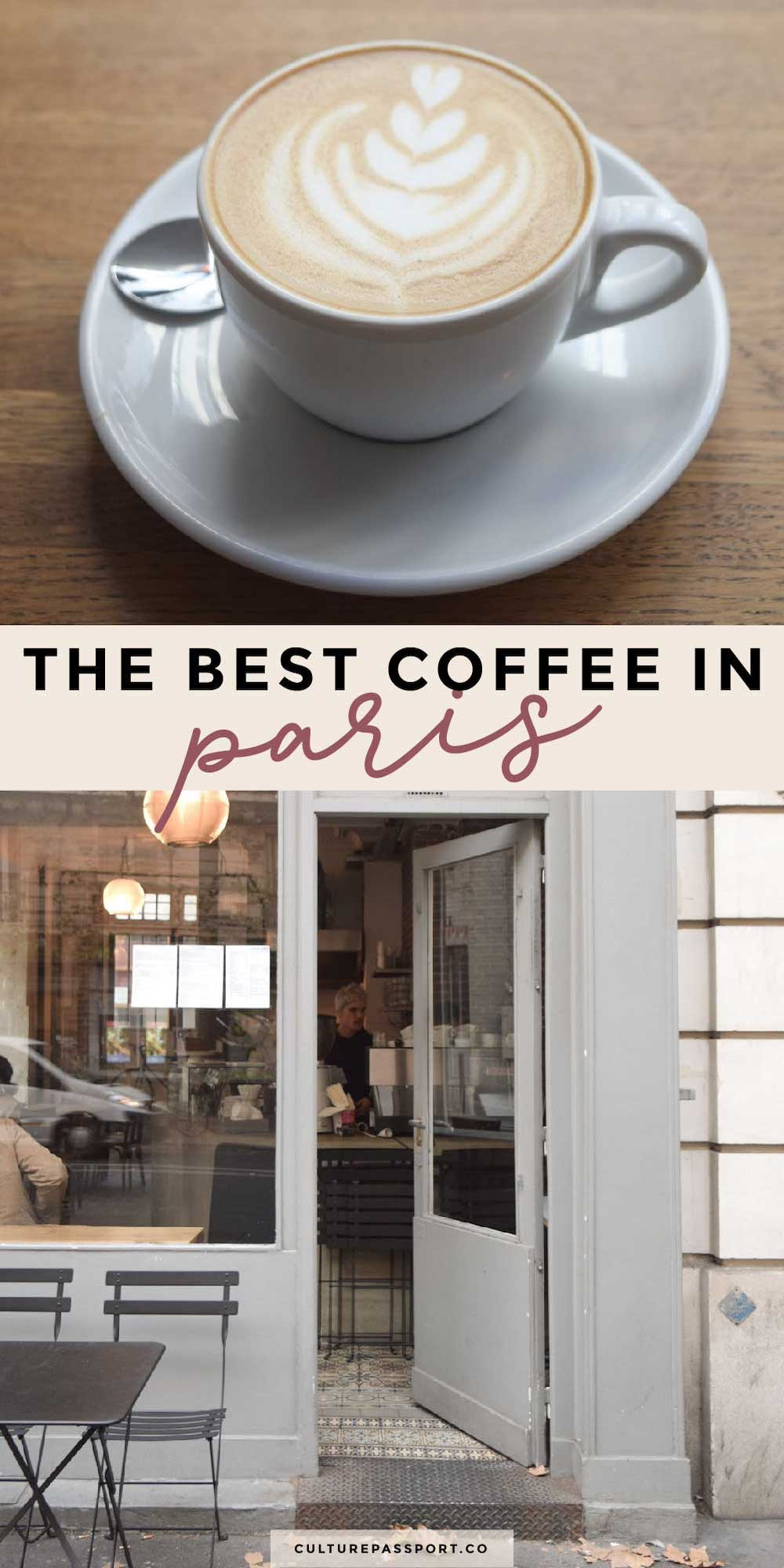 Where To Find the Best Coffee in Paris #coffeelovers #paristips #pariscoffee