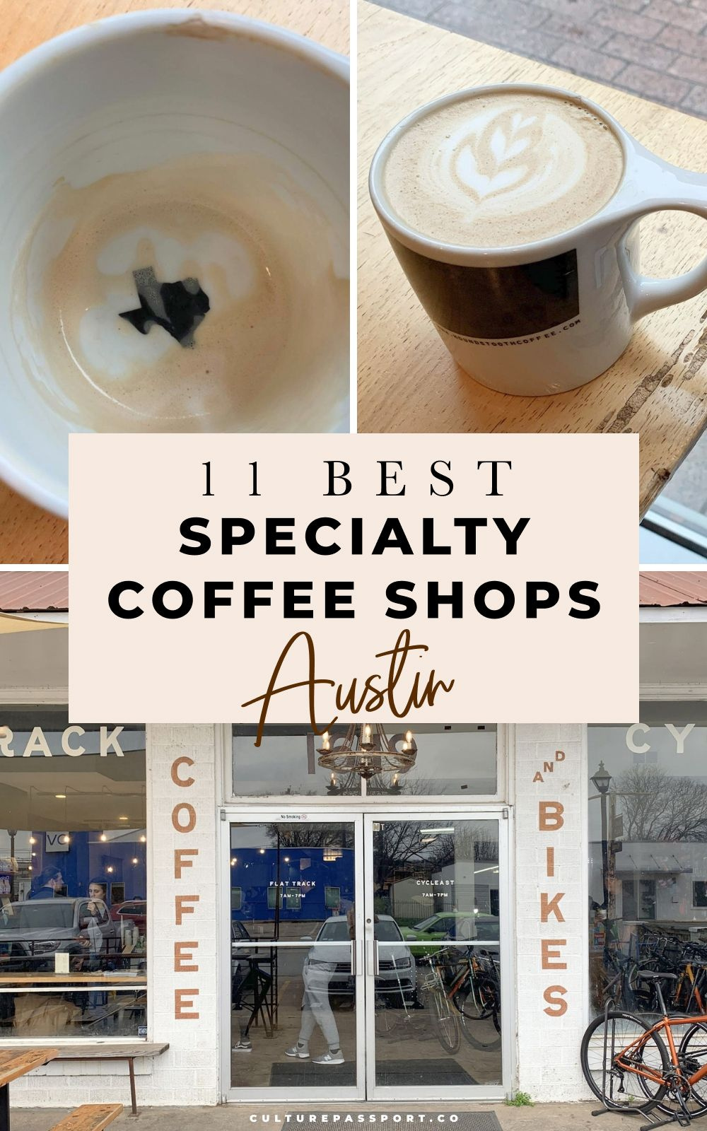 11 Best Specialty Coffee Shops in Austin, Texas