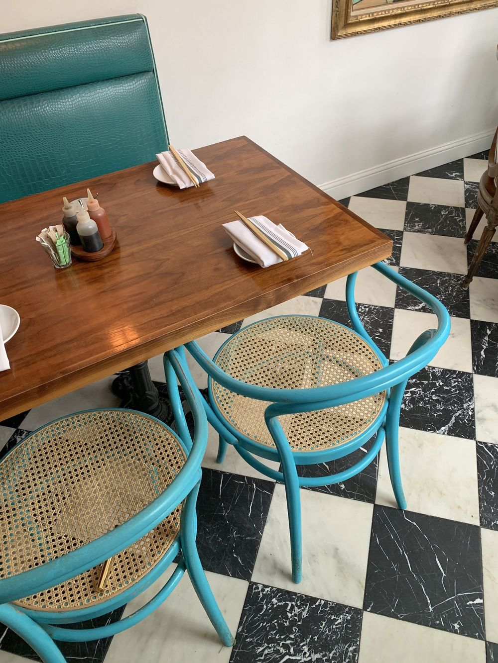 Elizabeth Street Cafe, Austin, TX