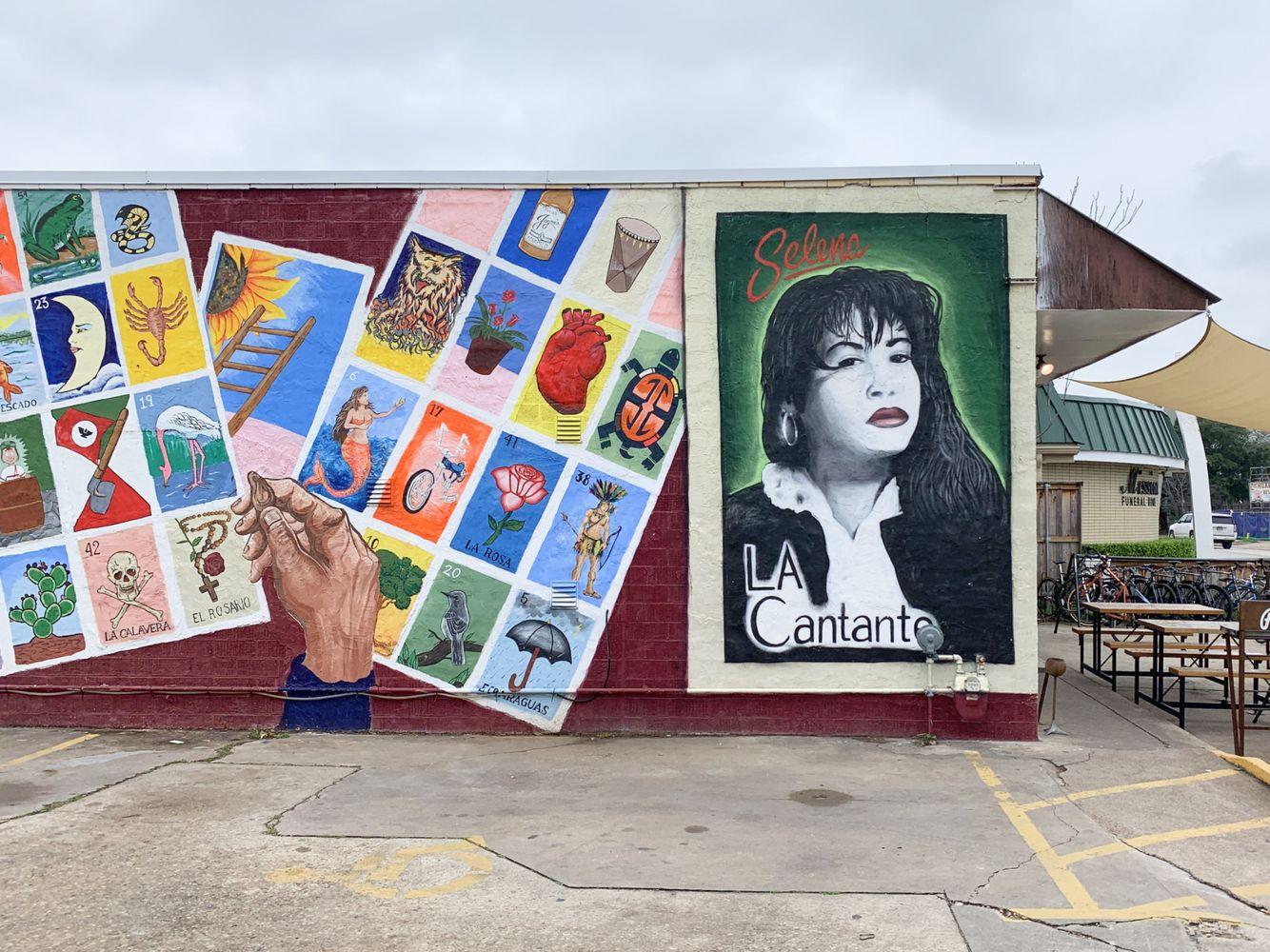 Selena Austin Murals