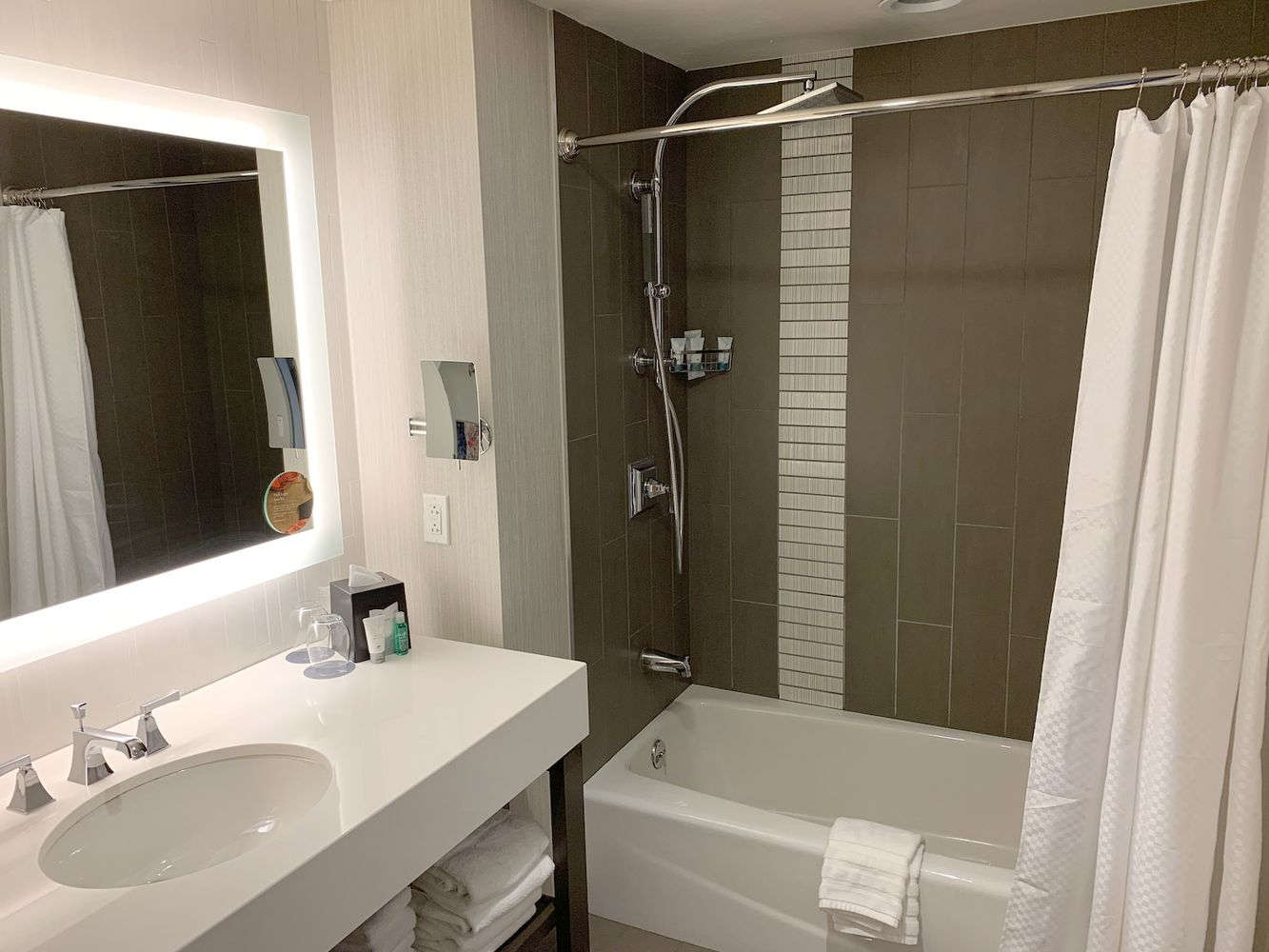 Westin Austin Downtown Hotel Bathroom