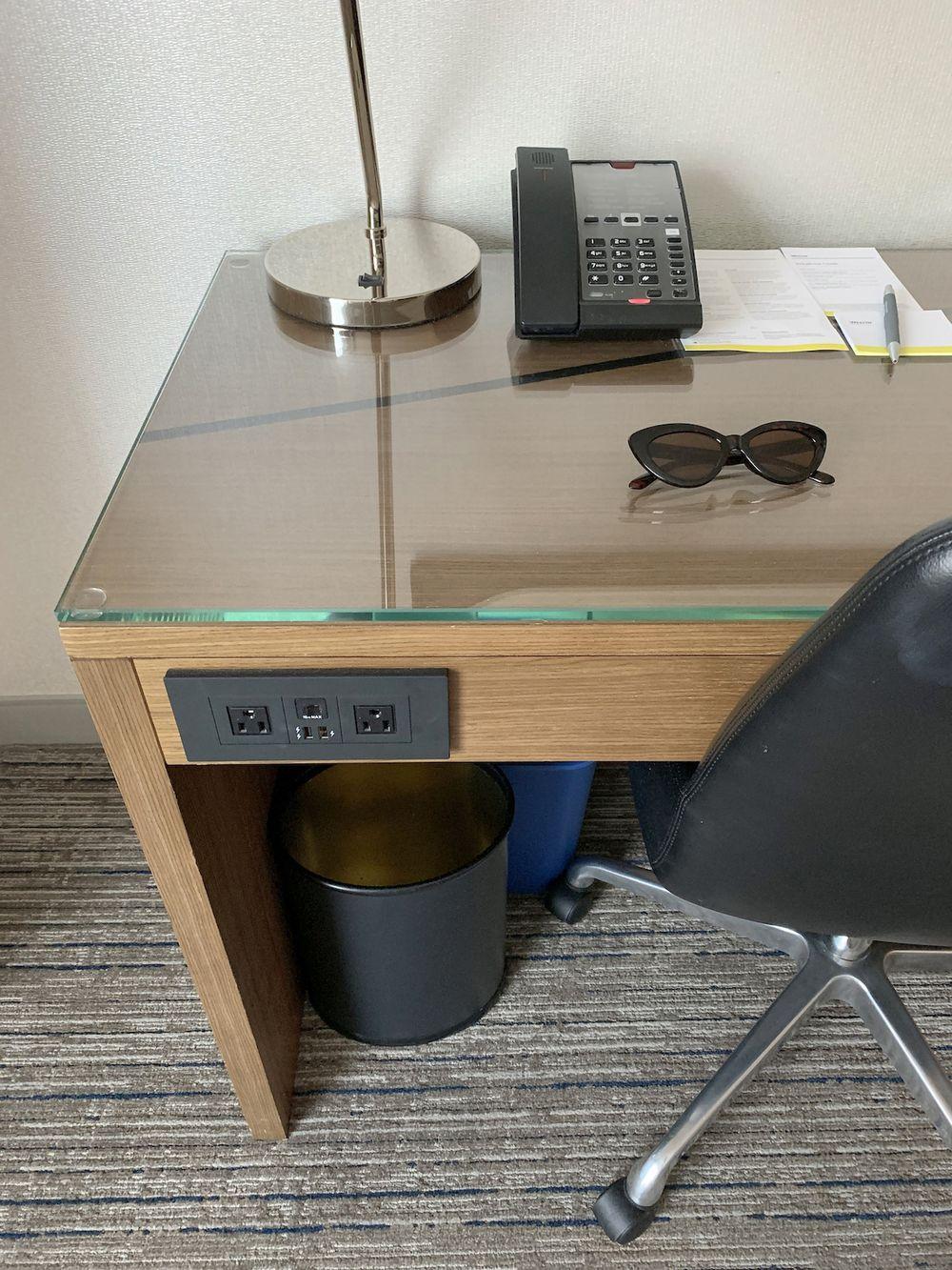Westin Austin Downtown Hotel Room Desk