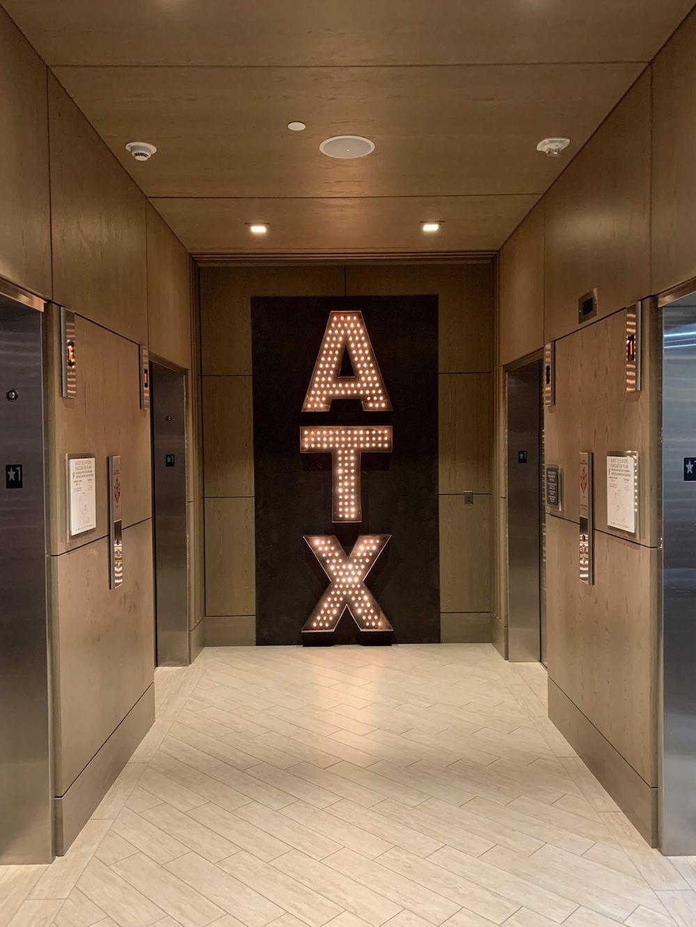 Westin Austin Downtown Hotel Elevators ATX