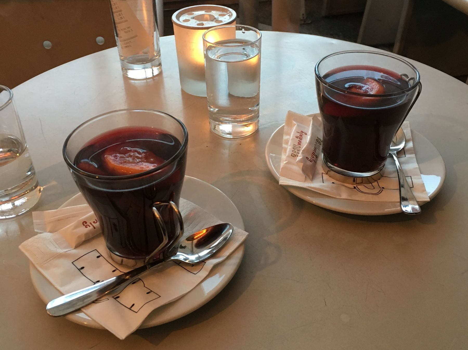 What To Drink During Winter in Paris - Vin Chaud