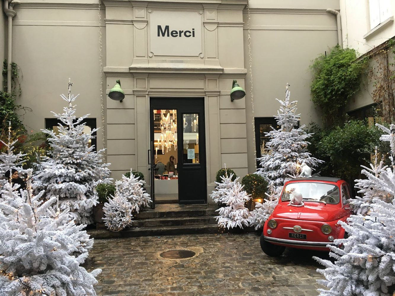 Where To Shop During Winter In Paris - Merci