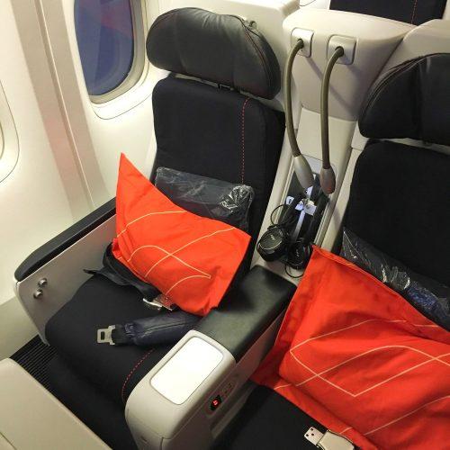 Air France Premium Economy Review