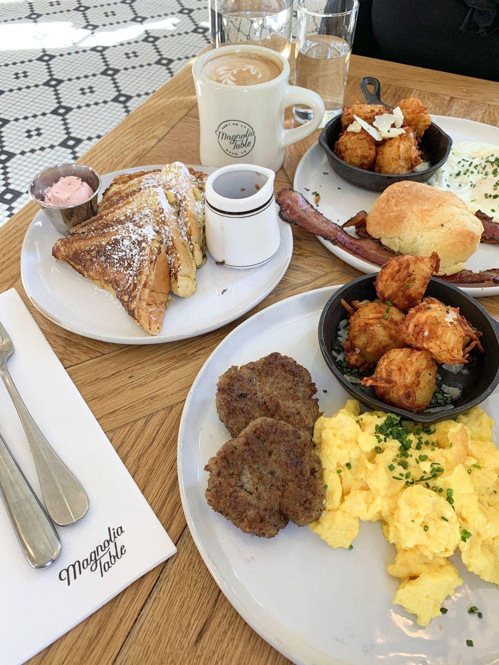 Magnolia Table American Breakfast in Waco