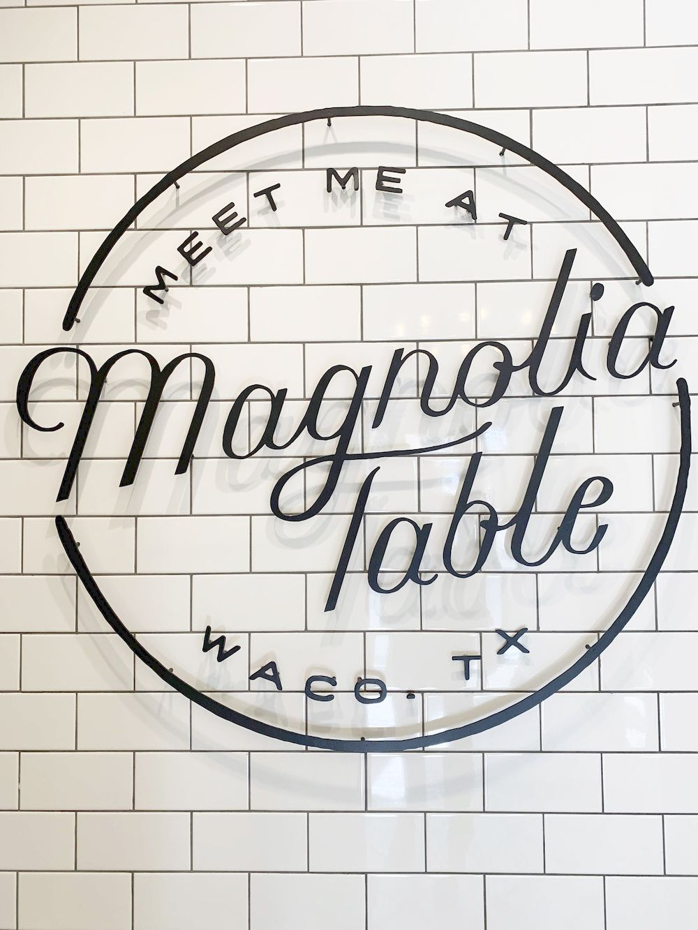 Meet me at Magnolia Table!