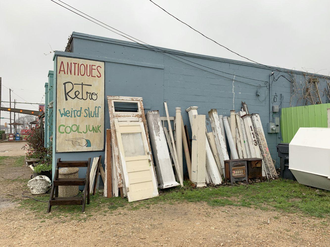 Riverside Relics, Waco, TX
