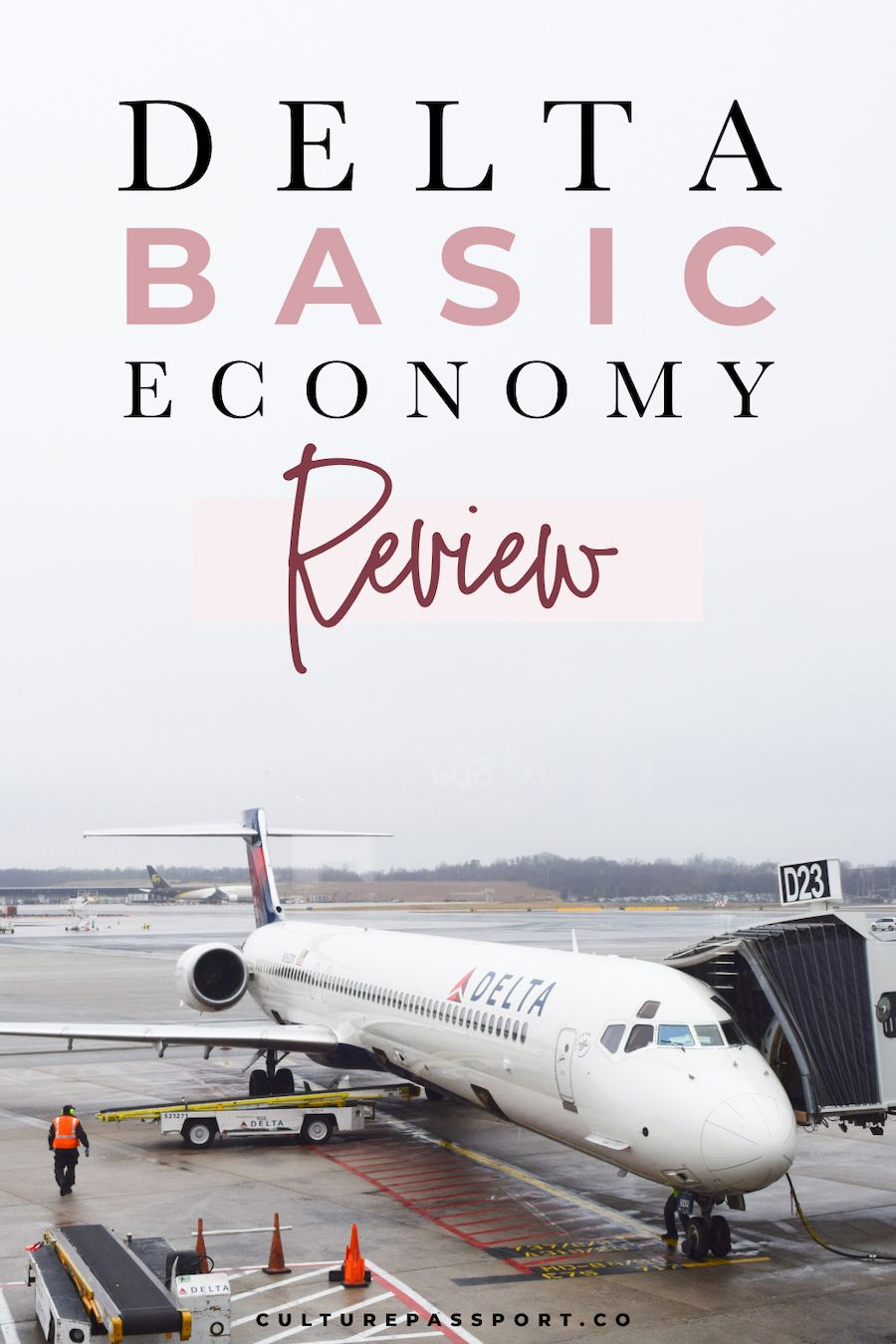 Delta Basic Economy Review For Domestic And International