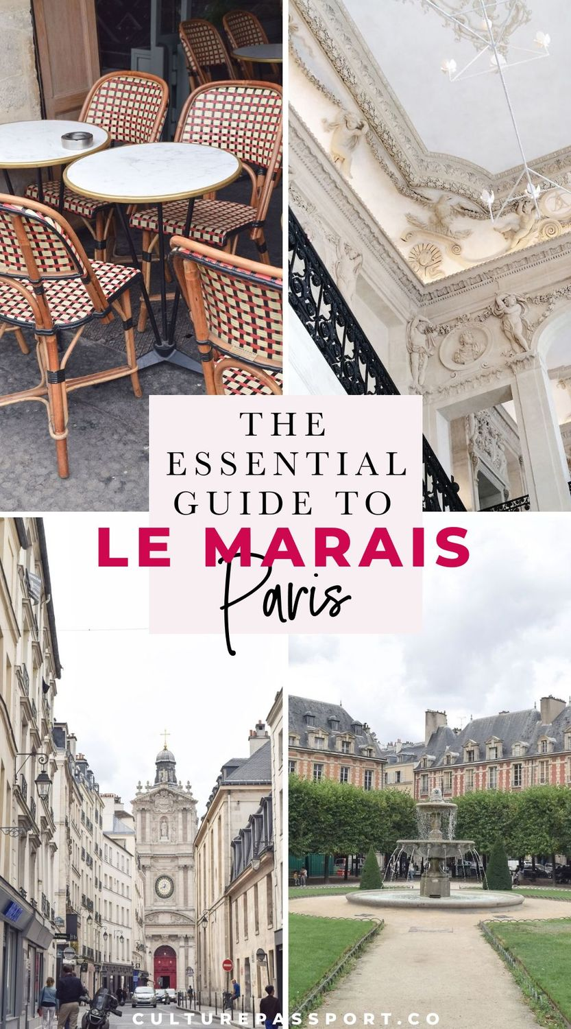 The Essential Guide to Le Marais