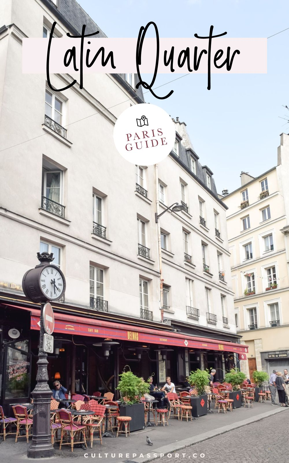 Latin Quarter Paris Guide
