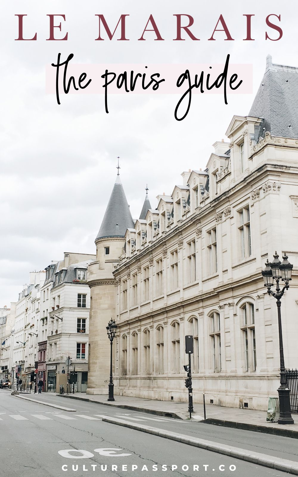 Le Marais - The Paris Guide