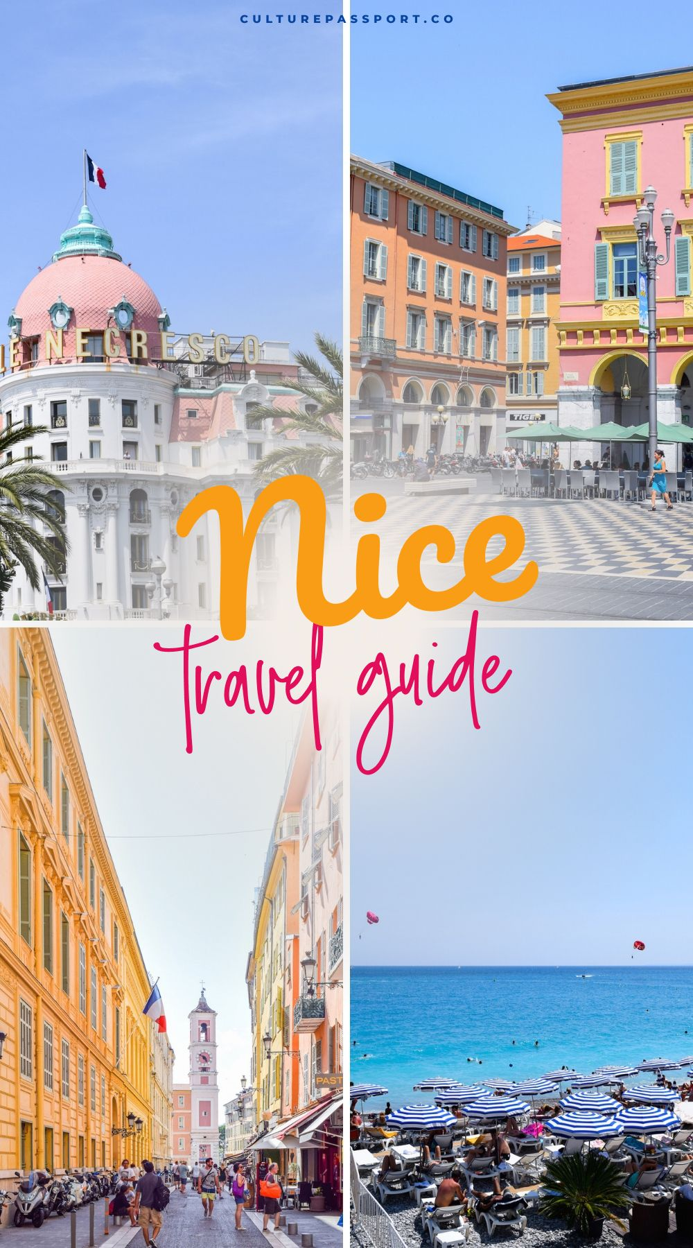 Nice Travel Guide For Summer
