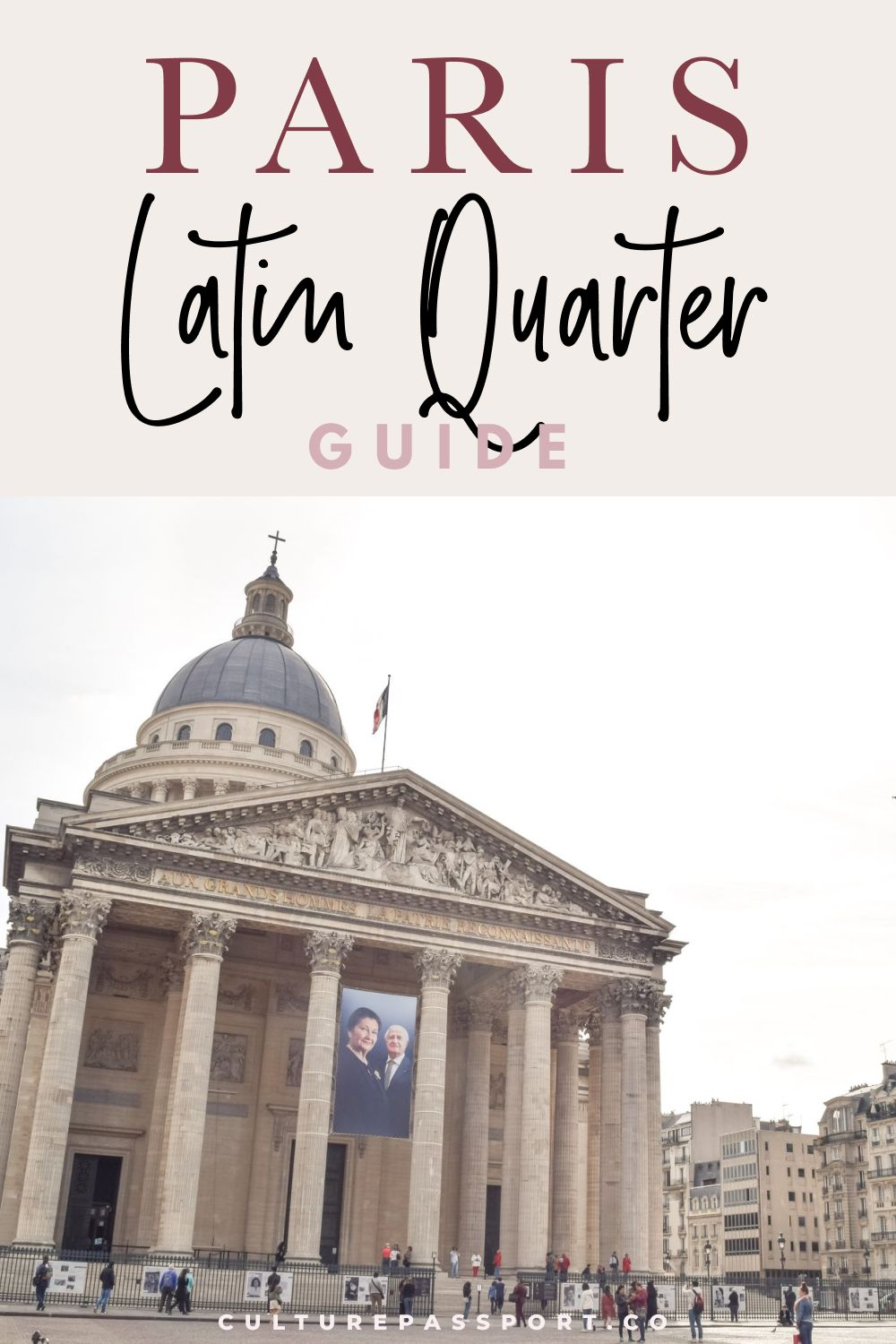 Paris Latin Quarter Guide