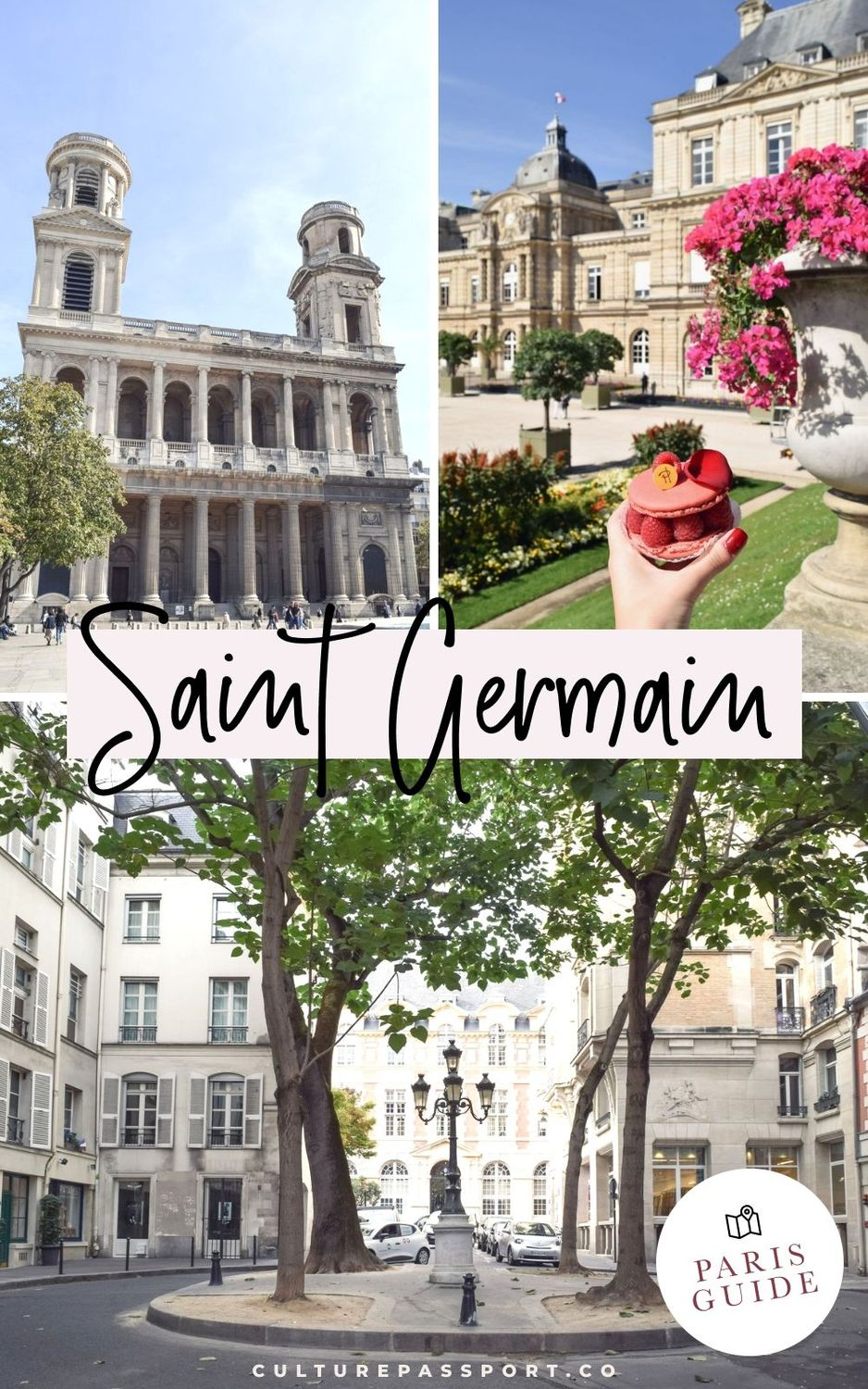 Saint Germain Des Pres Paris Guide to the 6th Arrondissement