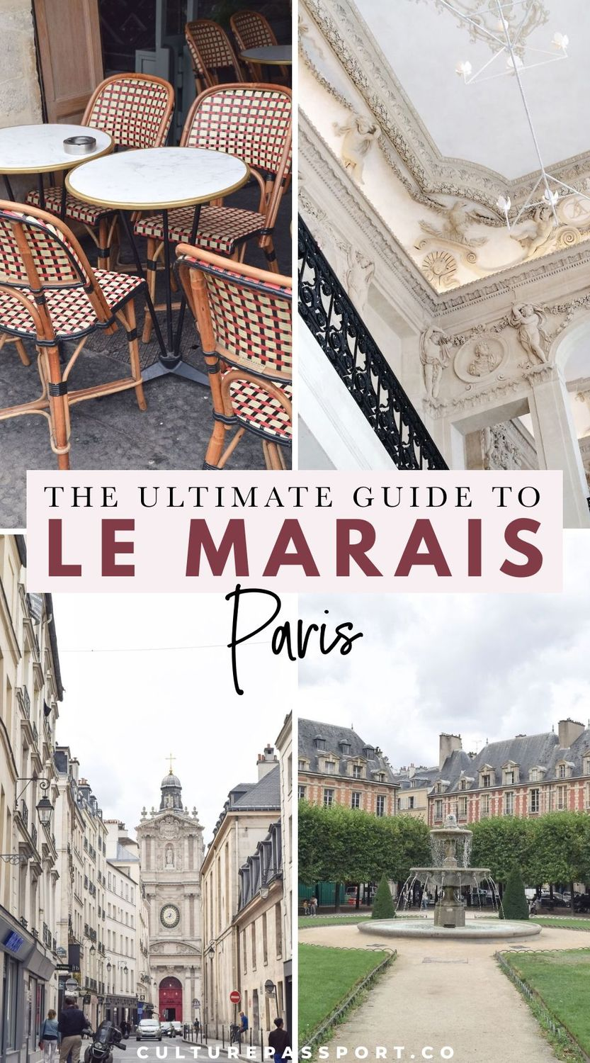 The Ultimate Guide to Le Marais Paris