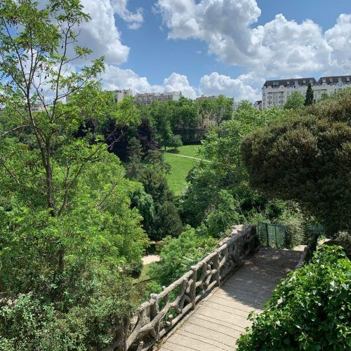 Paris Off the Beaten Path: Parc des Buttes-Chaumont