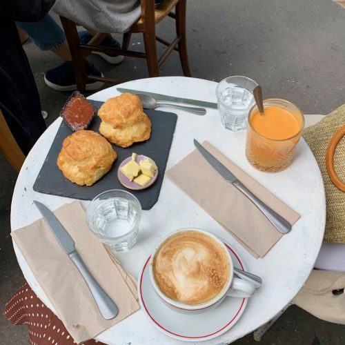Treize Bakery: An English-Style Breakfast in Paris