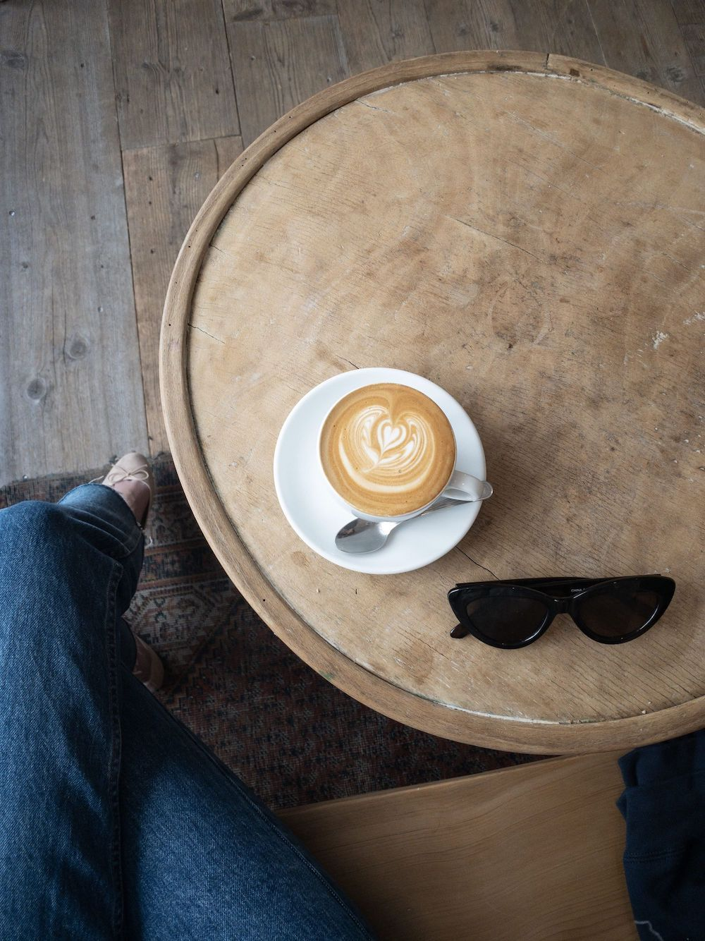Dreamin Man Café in the 11th arrondissement for specialty coffee and third wave coffee in Paris