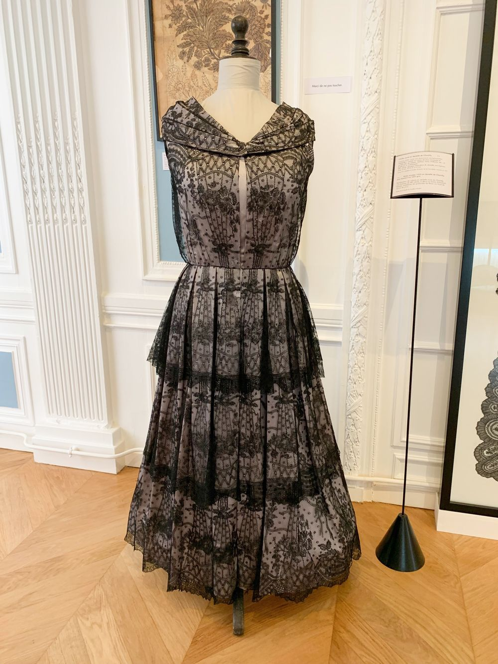 Chantilly Lace Museum, France