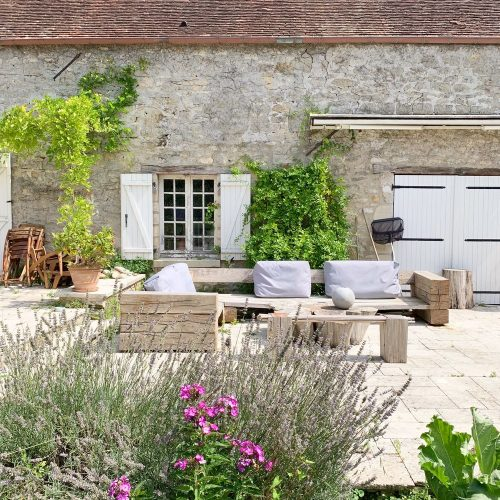 A Summer Weekend at a Countryside House in Chantilly