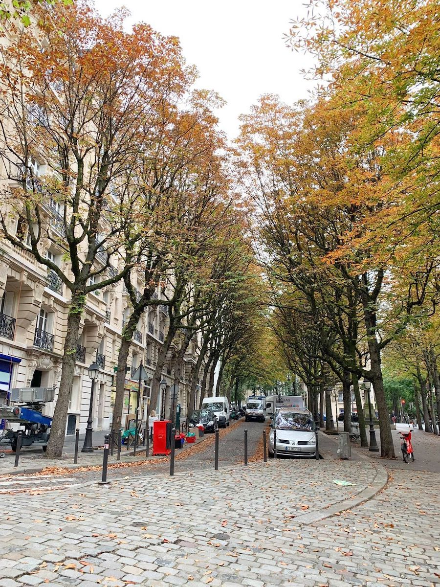 Just North of Montmartre, Paris, France