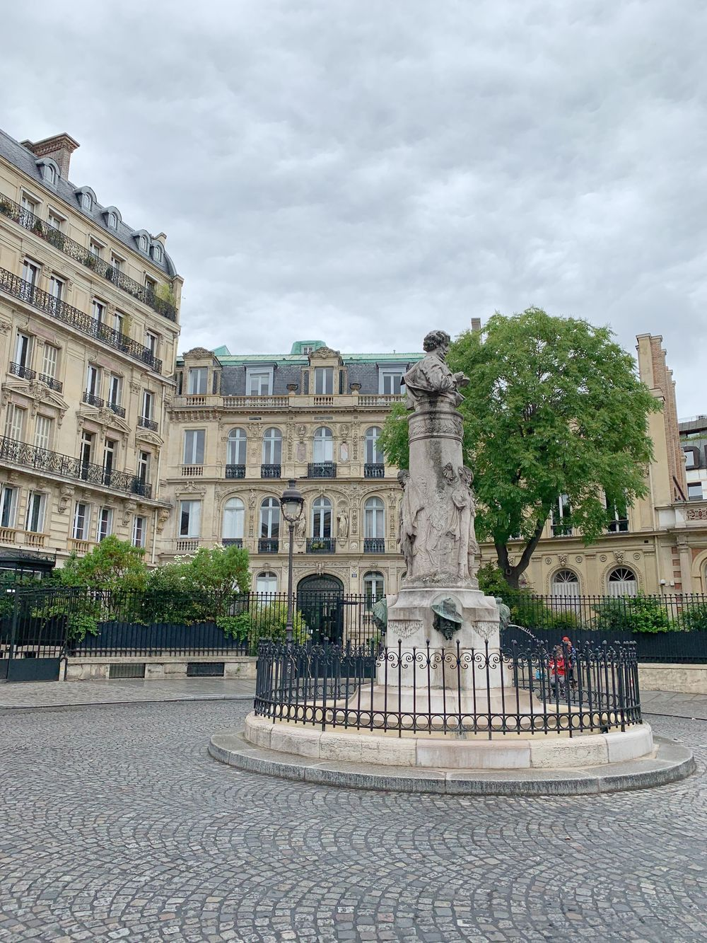 Place Saint Georges, Paris, France