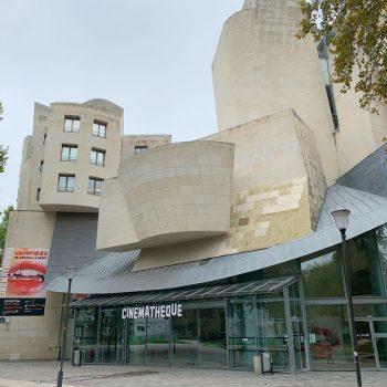 Cinémathèque Française, Paris, France