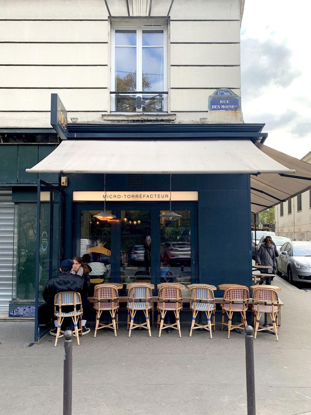 Dose, Dealer de Café, Batignolles