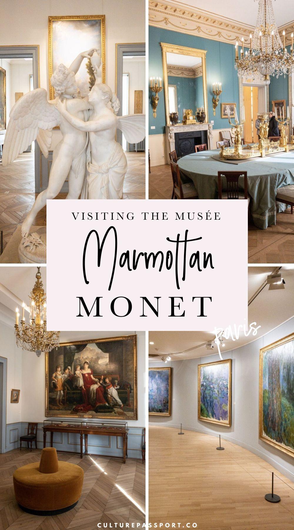 Visiting the Marmottan Monet Museum in Paris