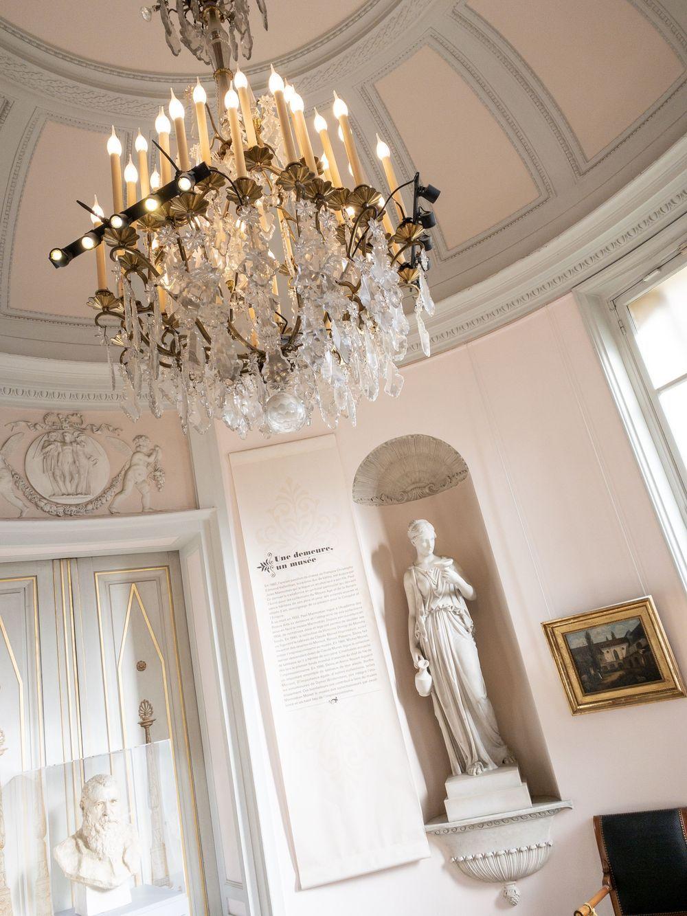 Musée Marmottan Monet Entrance Foyer