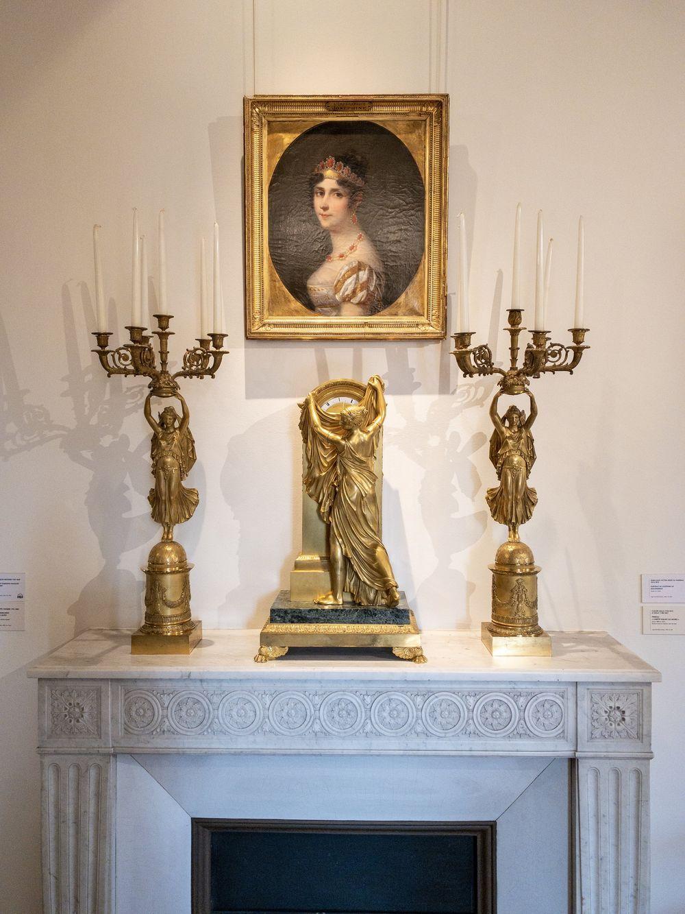 Musee Marmottan Monet - Jean-Louis Victor Viger du Vigneau, Portrait de Josephine de Beauharnais